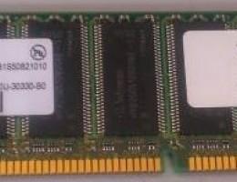 HYS72D128320HU-5-B Infineon IBM 1Gb DDR PC-3200 400Mhz ECC