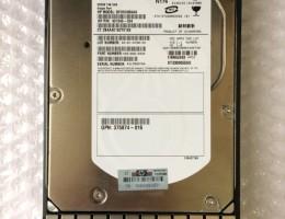 DF300ABAAA HP 300Gb (U300/15000/16Mb) Single Port SAS 3,5