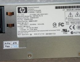 HSTNS-PL12 HP 750W Hot Plug Redundant Power Supply Option Kit DL180G5/DL185G5