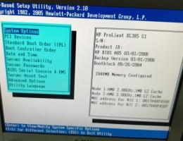 DL385G1 HP DL385 G1 2GB 2xOpteron 270 2БП No HDD