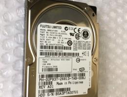 MBB2073RC Fujitsu 72Gb (U300/10000/8Mb) SAS 2,5