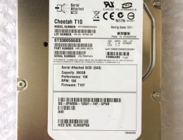 ST3300555SS Seagate Cheetah T10 SAS (300GB/15K/3.0Gbps)