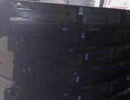 1879-43x v2 Сервер IBM x336 2xXeon(3200Mhz/1MB) /4Gb/0Hdd/CD/1